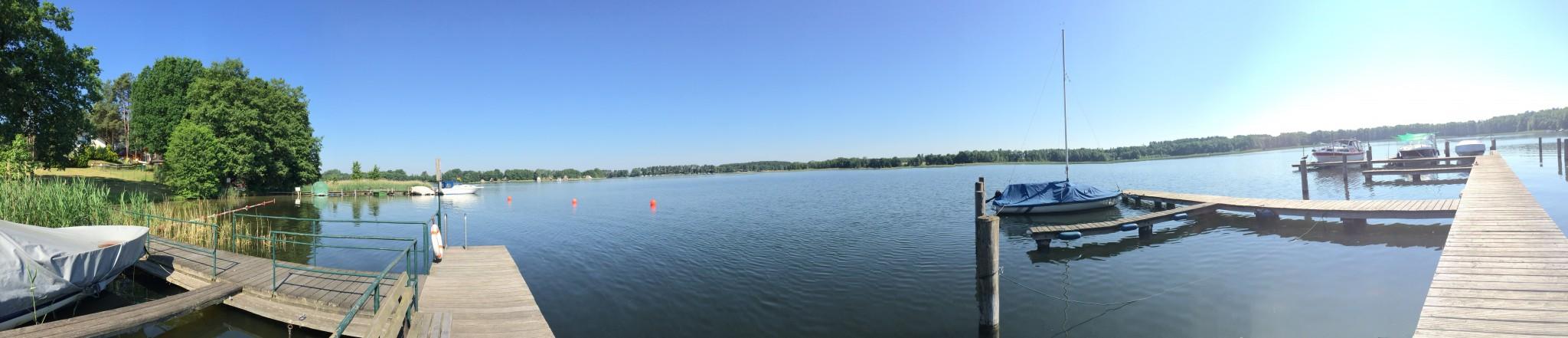 Kleiner Pälitzsee Sommer 2016